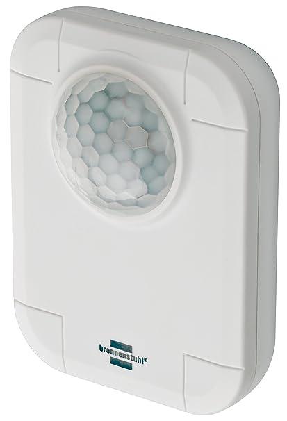 Brennenstuhl 1294150 bremati CPRO Detector de movimiento/Radio (Smart Home Sensor de movimiento para