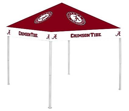 Rivalry NCAA Alabama Crimson Tide Canopy  sc 1 st  Amazon.com & Amazon.com : Rivalry NCAA Alabama Crimson Tide Canopy : Sports Fan ...