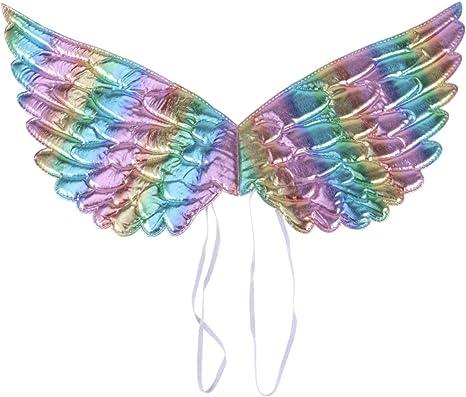 Holibanna alas de ángel niños Disfraces Disfraz de Hadas cinturón ...