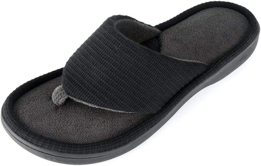 Open Toe Spa House Shoes