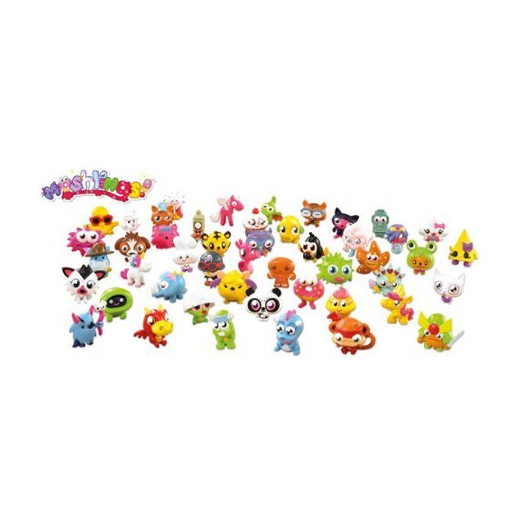 Moshi monsters moshling value 10 pack figures