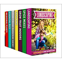 Organic Herbs Remedies: Box Set : The Perfect Complete And Comprehensive Gardening And Herbs Benefits Guides