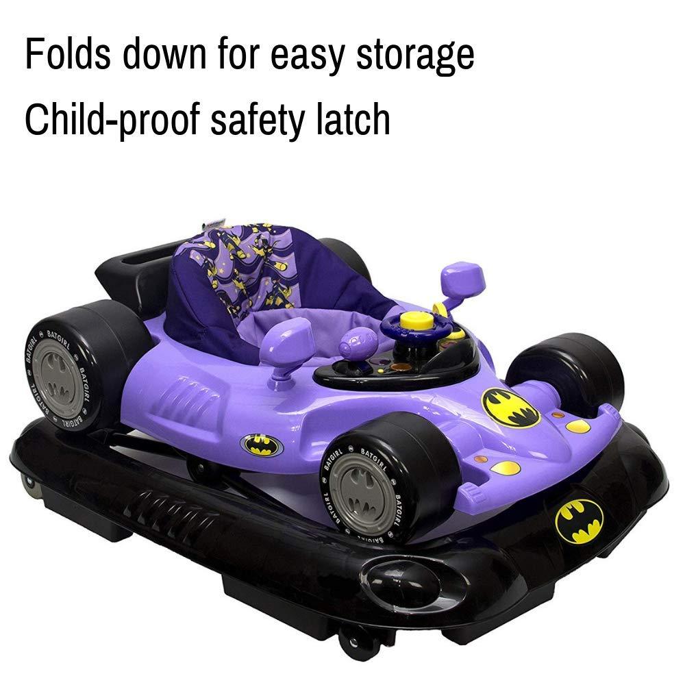 DC Comics Batgirl Batmobile KidsEmbrace Baby Walker