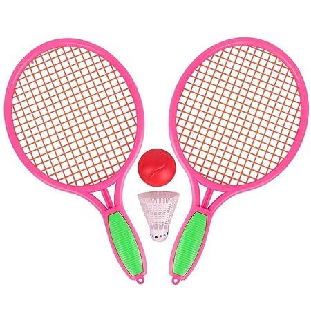 Jacksking Raqueta de Tenis, 36 cm 1 par de niños Raquetas de ...
