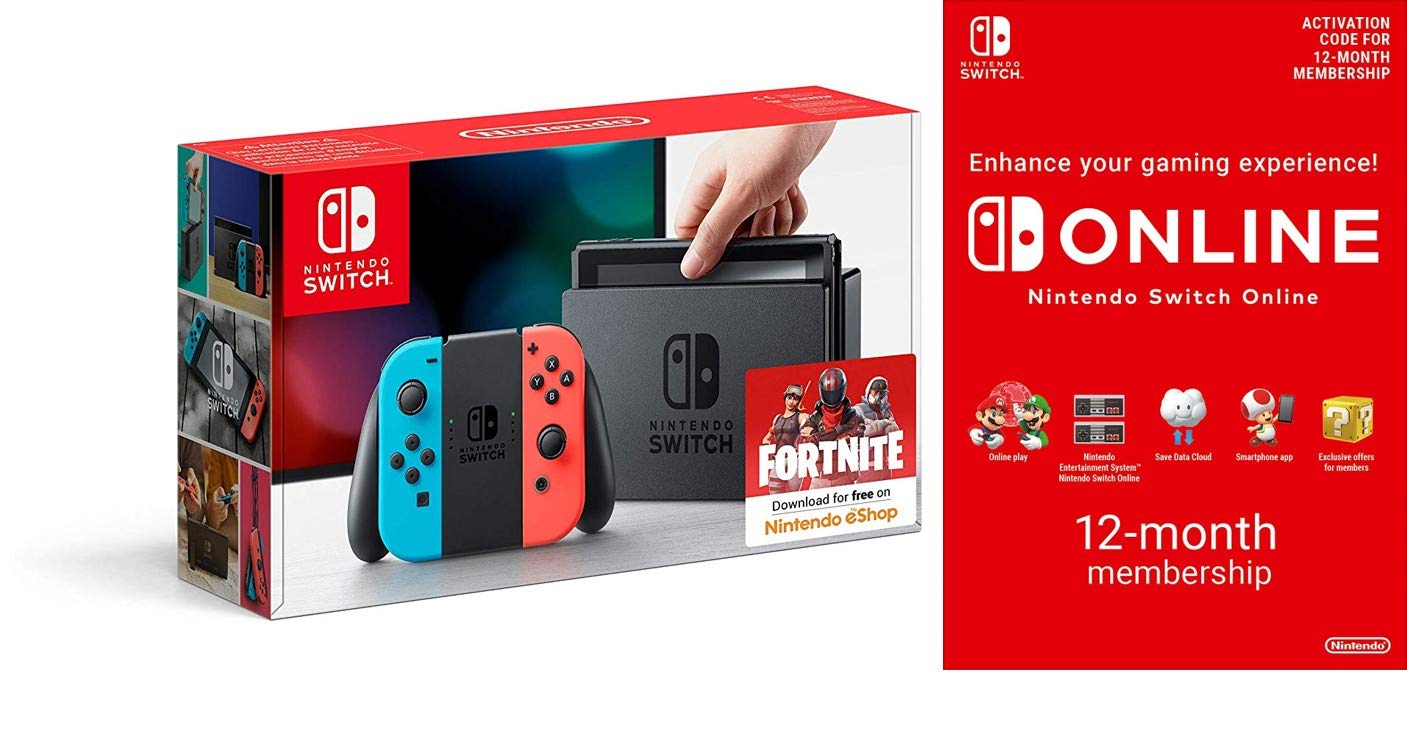 e3a7c819dc9a The Best Nintendo Switch Deals and Bundles in the UK for March 2019 ...