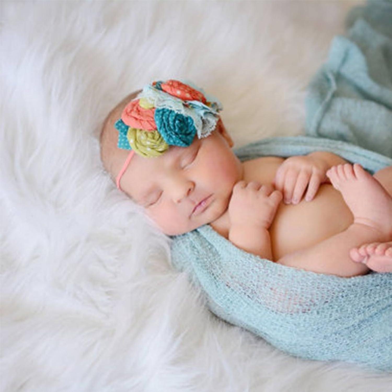 Baby Fotografie Requisiten Decke Wraps Stretch stricken Wrap Neugeborene Foto Wraps H?ngematte Swaddling Polsterung Wrap