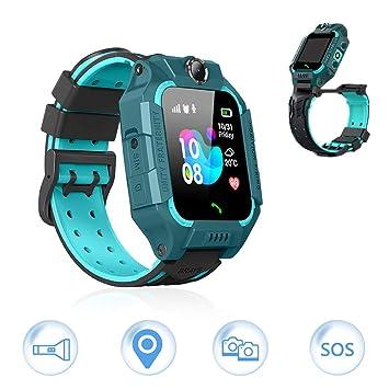 Reloj Inteligente Niños, Sekmorpo Plegable SmartWatch ...