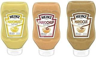 product image for Heinz Variety Pack 1-Mayochup,1-Mayomust,1-Mayocue (3-Bottle