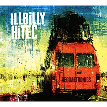 iLLBiLLY HiTEC - Reggaetronics LP. Copyright of this picture by Echo Beach/iLLBiLLY HiTEC/Amazon. If there a any copyright infringement, just contact me. Give thanks!