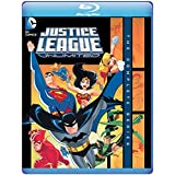 Justice League Unlimited: The Complete Series [Region 1]