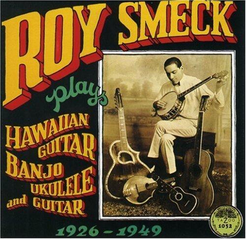Hawaian Guitar Banjo Ukulele & Guitar 1926-1949 - Slide Banjo
