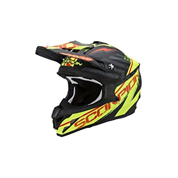 Scorpion 35-190-128-04 Casco para Motocicleta
