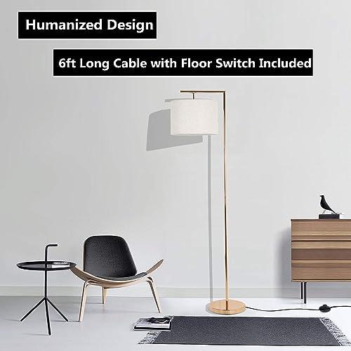 Jarsant Modern LED Floor Lamp