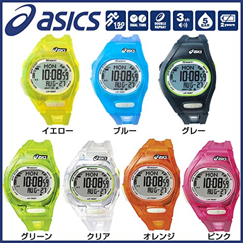 [アシックスランニングウォッチ]ASICS RUNNING WATCH アシックスウォッチナイトラン AR08 CQAR08.05