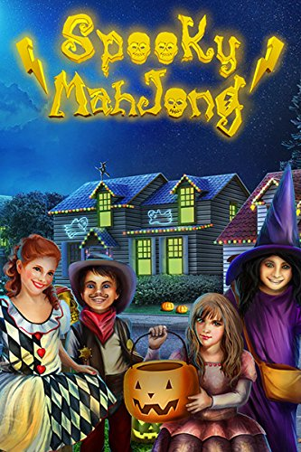 Spooky Mahjong [Download]