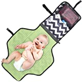 Aautoo Portable Diaper Changing Cover Ideal Baby Shower Gift Set Kits