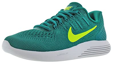 88601e7c9ede Nike Women s Lunarglide 8 Rio Teal Volt-Clear Jade-Midnight Turquoise Ankle-