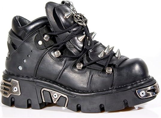 New Rock Boots Unisex Style 110 S1 black