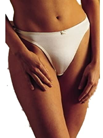 Panache Special Occasions Ivory Briefs Knickers UK 18  Amazon.co.uk   Clothing dff934836