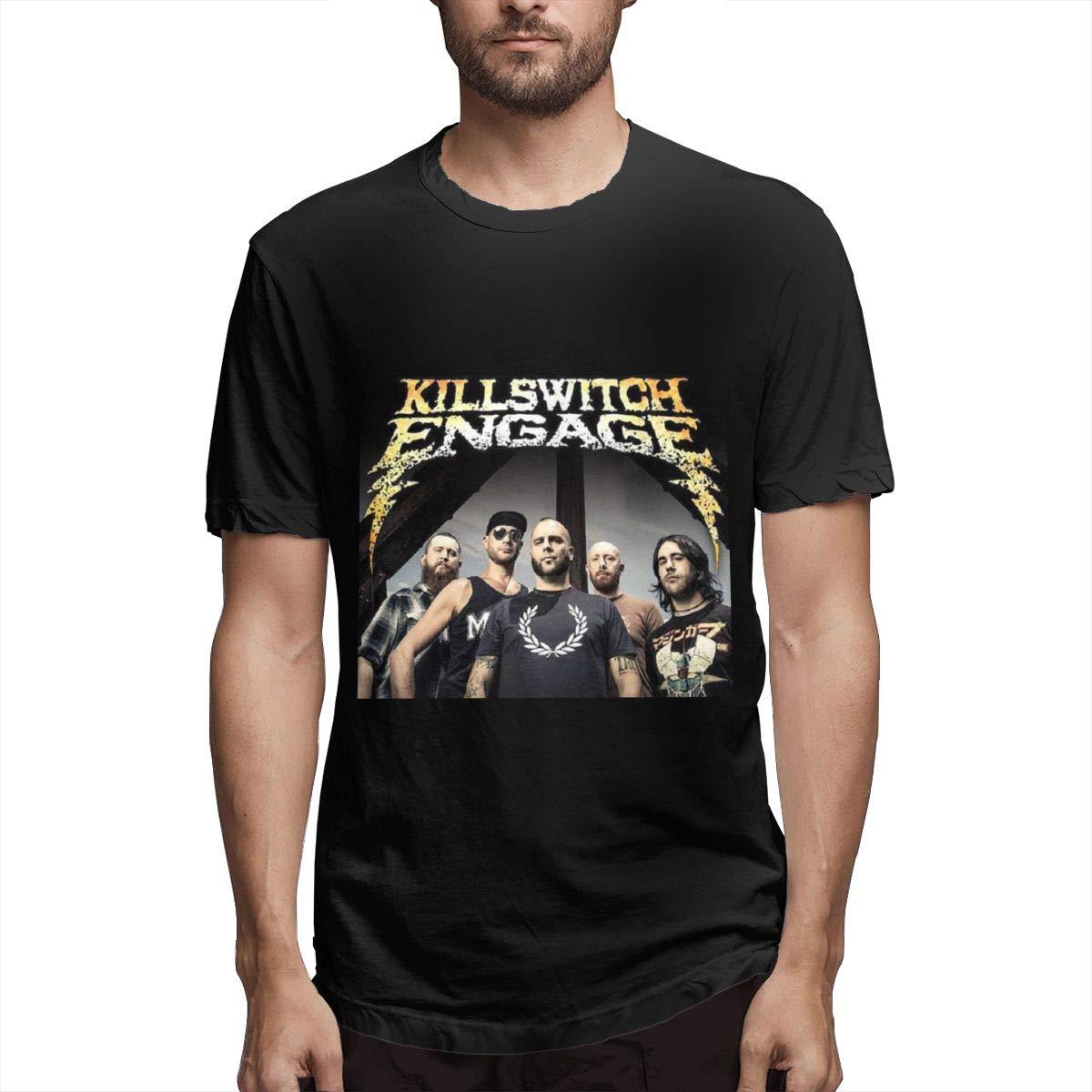 Lihehen S Killswitch Engage Round Neck T Shirt
