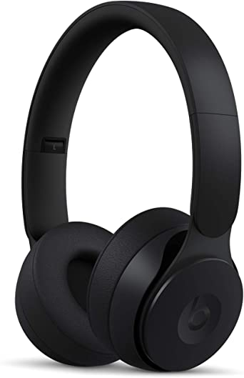 Amazon Com Beats Solo Pro Wireless Noise Cancelling On Ear Headphones Apple H1 Headphone Chip Class 1 Bluetooth Active Noise Cancelling Transparency 22 Hours Of Listening Time Black