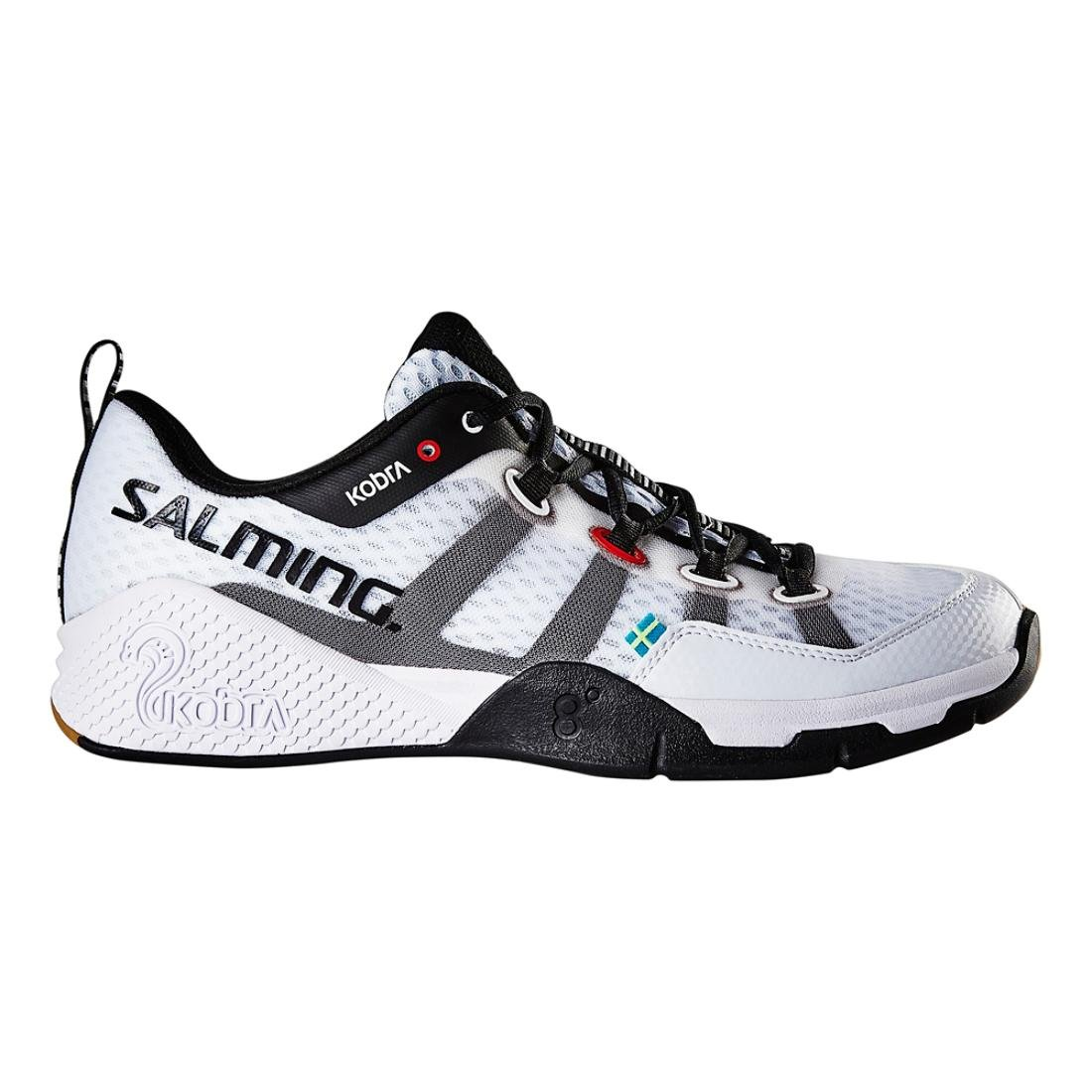 Salming Kobra White Men's Court Shoes