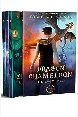 Dragon Chameleon: Episodes 5-8 (Dragon Chameleon Omnibuses Book 2) Kindle Edition