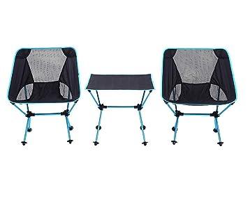 Silla de Camping portátil Nuevas Tablas y sillas Plegables ...