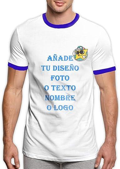 Basic Ringer tee, Camiseta para Hombre, Personalizadas Tus ...