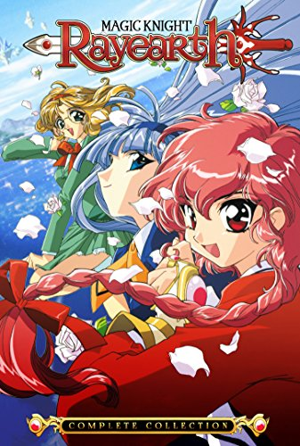 Magic Knight Rayearth Complete Collection by Discotech Media