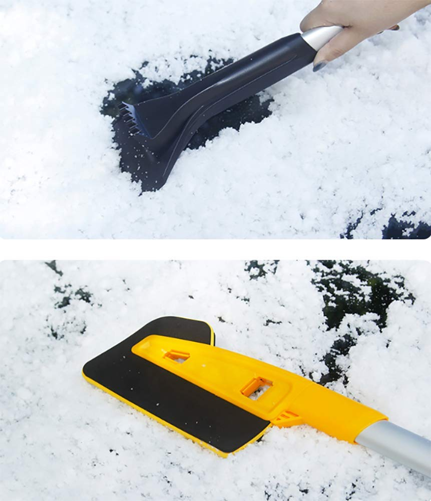 Ruix Snow Brush Ice Scraper For Car Multifunctional Snow Removal
