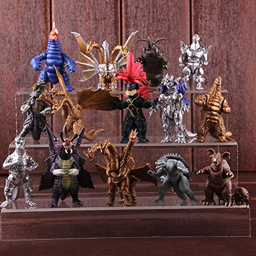 Chains Of Olympus Costumes - Movie Godzilla Monsters Toys Mechagodzilla King