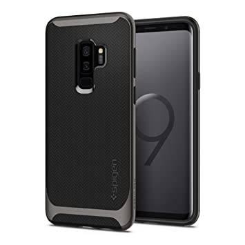 timeless design 751c0 51927 Spigen Neo Hybrid Galaxy S9 Plus Case with Flexible Herringbone Pattern  Protection and Reinforced Hard Bumper Frame for Samsung Galaxy S9 Plus  (2018) ...