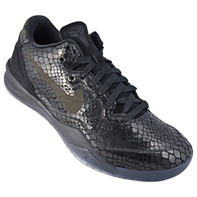 Nike Zoom Kobe 8 EXT Black Mamba (582554-001) Year of Snake (