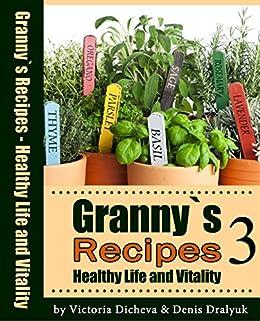 Granny%60s Recipes Healthy Life Vitality ebook product image