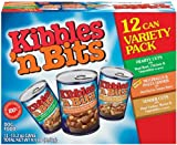 Kibbles 'n Bits Dog Food, Variety Pack, 13.2-Ounce Cans (Pack of 24), My Pet Supplies