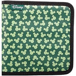 HP CH561EE 301 - Bolsa para CD / DVD (32 piezas), diseño Disney, color verde