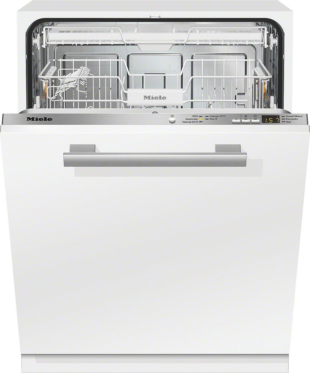 Miele G 4975 SCVi XXL - Lavavajillas (Totalmente integrado, Acero ...