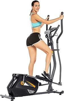 Ancheer Bicicleta Elíptica de Fitness Elíptica