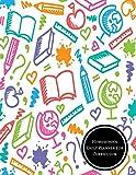 Homeschool Daily Planner For Curriculum: Homeschool Log