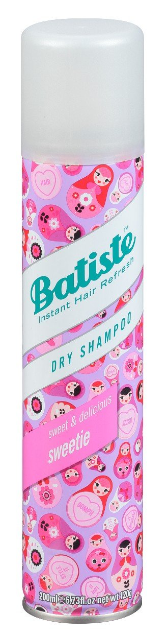 Batiste Shampoo Dry Sweetie 6.73 Ounce (200ml) (6 Pack) by C&D-Batiste