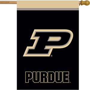 "Purdue Boilermakers House Flag NCAA Licensed 28"" x 40"""