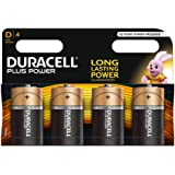 Duracell MN1300B4 D-4-PK LR20 Alkaliska Batterier, 4 st