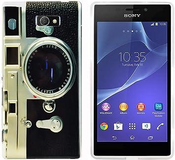 gada - Sony Xperia M2 S50H -TPU funda de protección en un ...