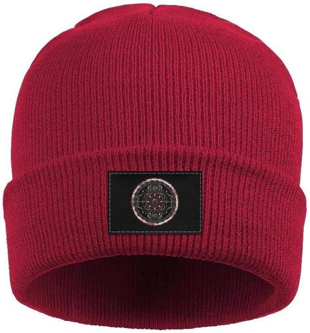 YJRTISF Popular Music Deliciously Soft Fine Knit Cap Custom Trending Beanie Hat for Men