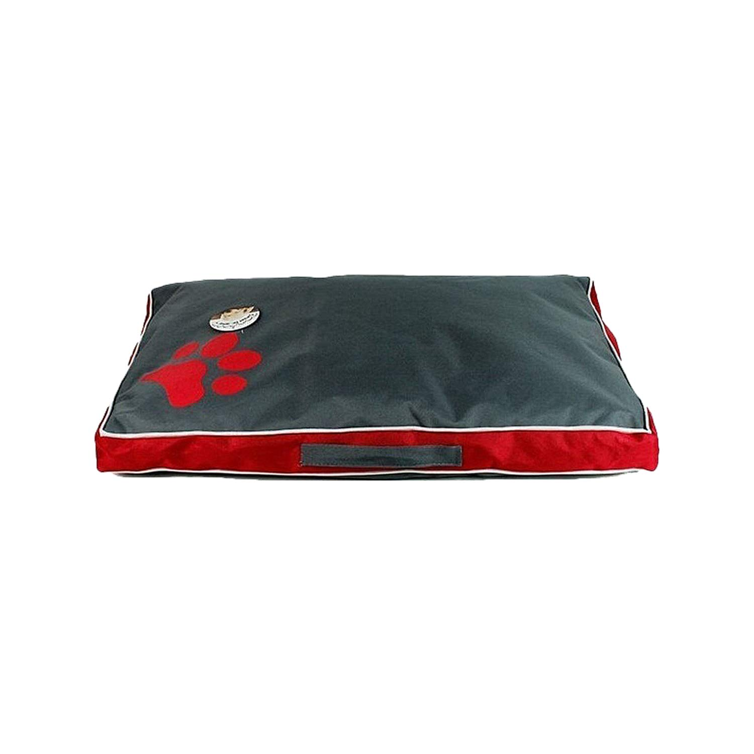 Red Small Red Small Kennel Fully Removable and Washable Dog Pad Summer Waterproof Oxford Cloth Summer Pet Mat Pet Ice Pad Dog Pad Kennel Rectangular,Red,S