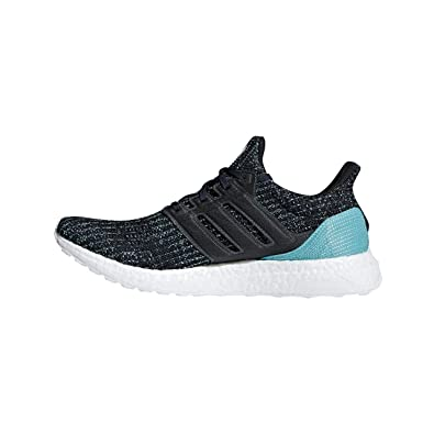 Adidas Men s Ultraboost Parley Carbon Bluspi Running Shoes - 12 UK India (47 c710f87abb