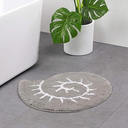 COOINS-DZXL Alfombras Shaggy Antideslizantes para alfombras de ...