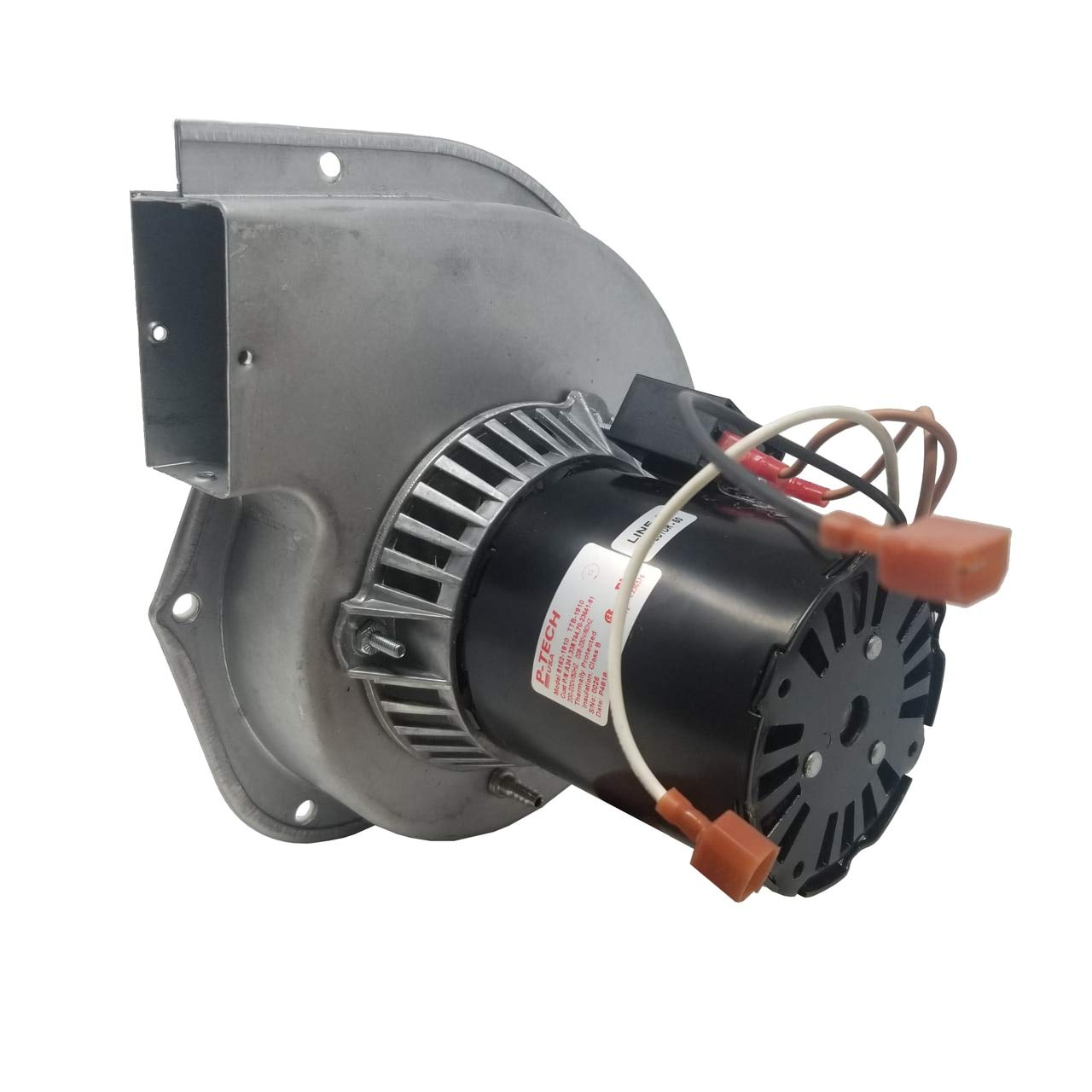 3.3 Inch Diameter Permanent Split Capacitor Centrifugal Blower | Replaces: Fasco A241 & Rheem/Ruud 7021-9567, 70-23641-81 by P-Tech (Image #1)