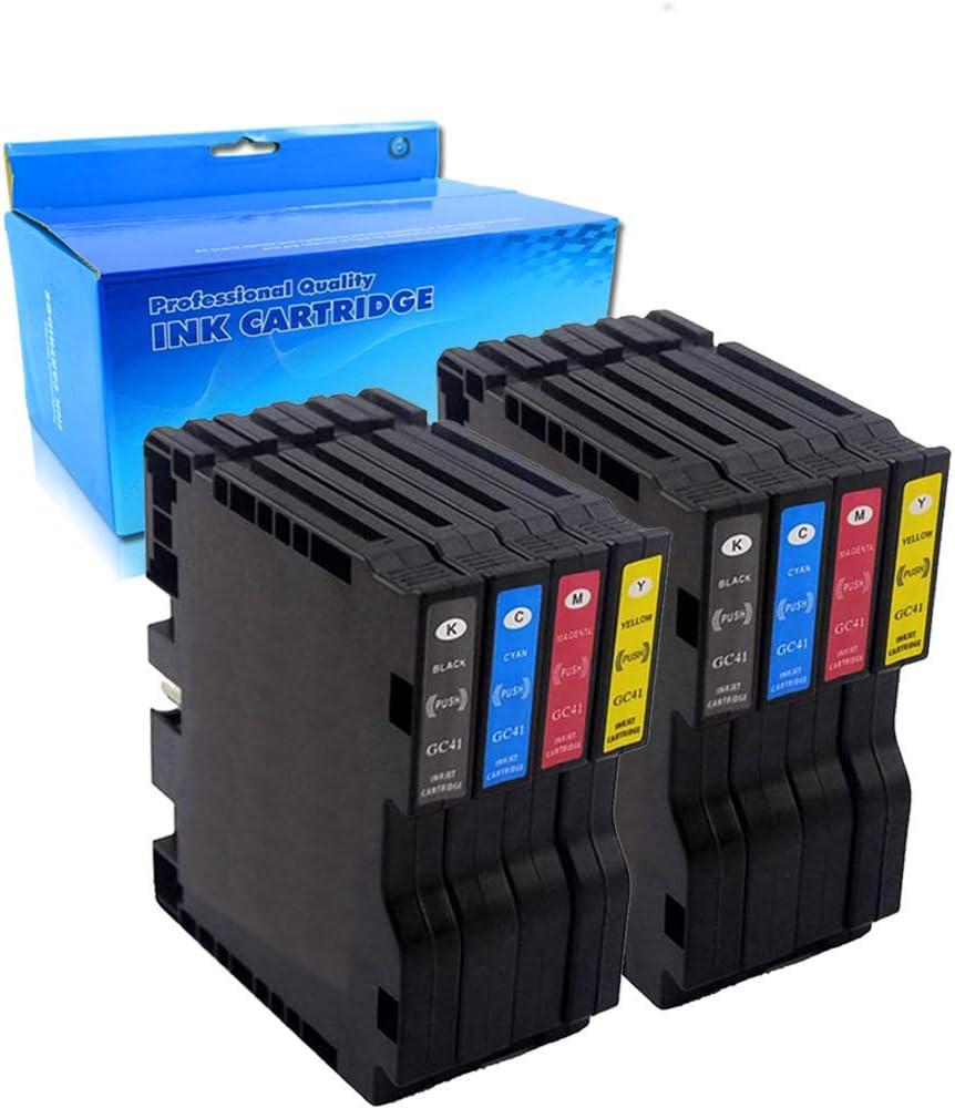 Ricoh GC-41 - Cartuchos de Tinta para Ricoh Aficio SG 3100snw SG ...